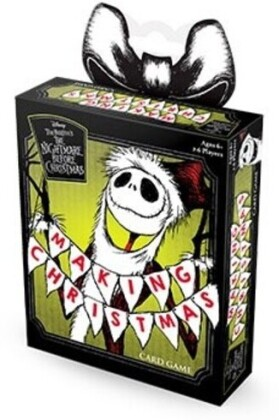 Funko Games: - Nightmare Before Christmas Card Game