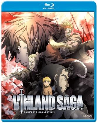 Vinland Saga - Complete Collection (3 Blu-rays)