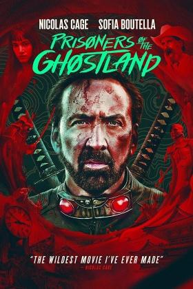 Prisoners of the Ghostland (2021) (Steelbook)