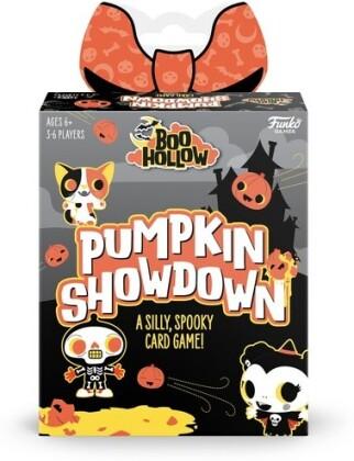 Funko Games: - Boo Hollow: Pumpkin Showdown Game