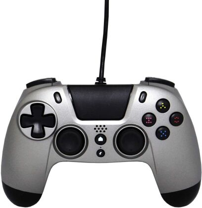 Gioteck - VX4 Wired Controller - titanium