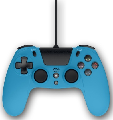 Gioteck - VX4 Wired Controller - blue