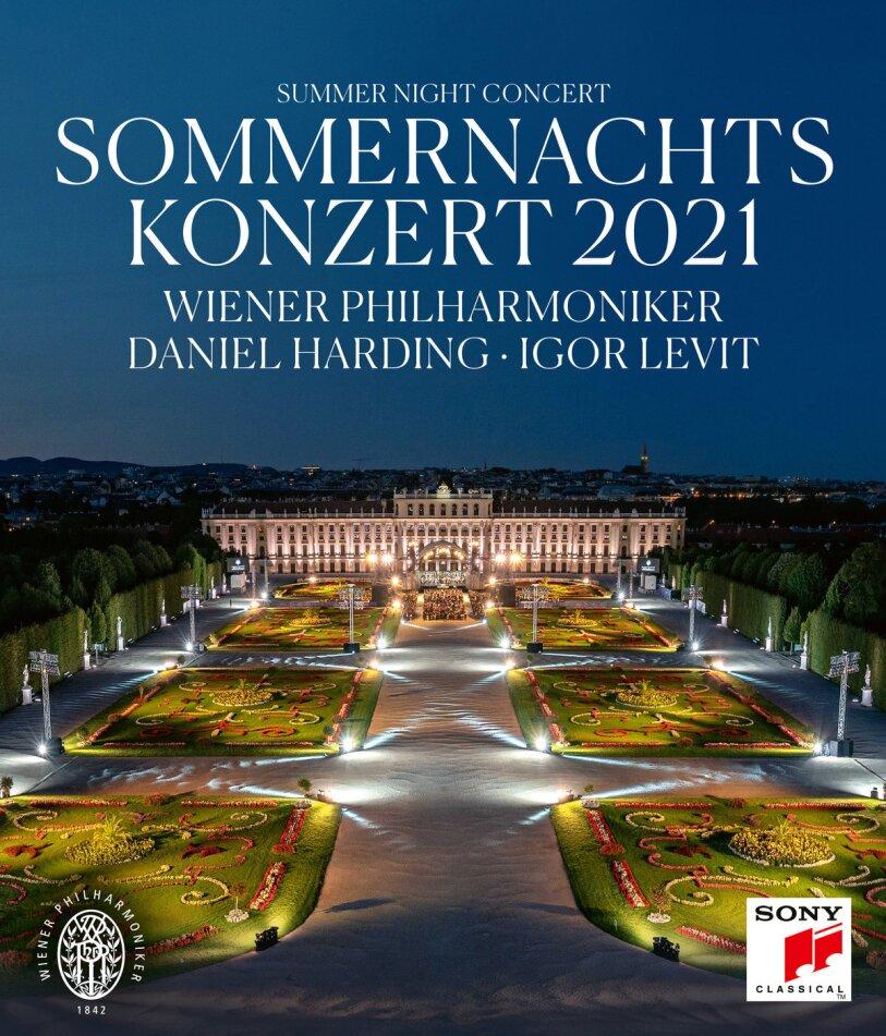 Wiener Philharmoniker, Daniel Harding & Igor Levit - Sommernachtskonzert 2021