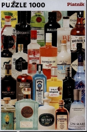 Taste of Gin (Puzzle)