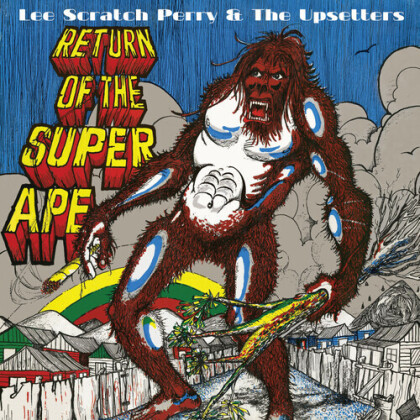 Lee Scratch Perry - Return Of The Super Ape (Goldenlane, 2021 Reissue, Colored, LP)