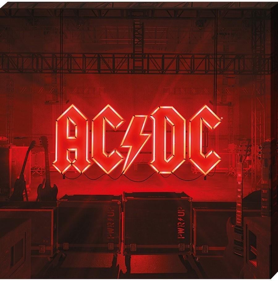 AC/DC: Power Up - Canvas Print