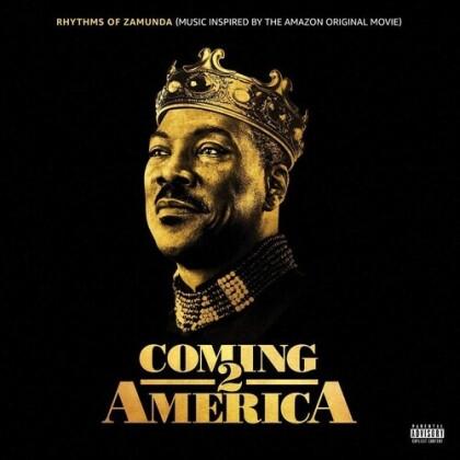Rhythms Of Zamunda (Music Inspired By Coming 2 America) - OST (LP)