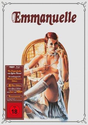 Emmanuelle 1-4 (4K Ultra HD + 5 Blu-rays)