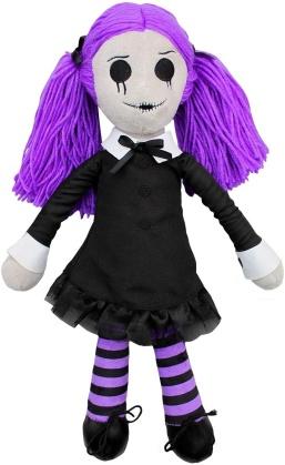Spiral: Viola the Goth Rag Doll
