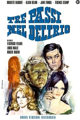 Tre passi nel delirio - (Il Piacere del Cinema) (1968)