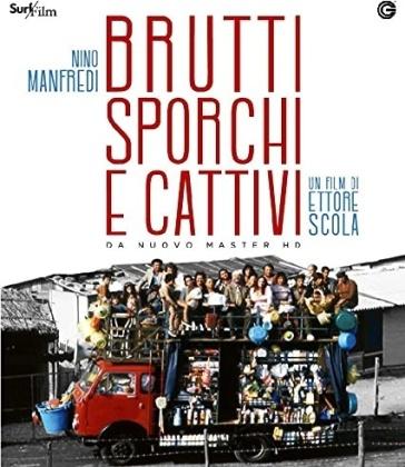 Brutti, sporchi e cattivi (1976) (Neuauflage)