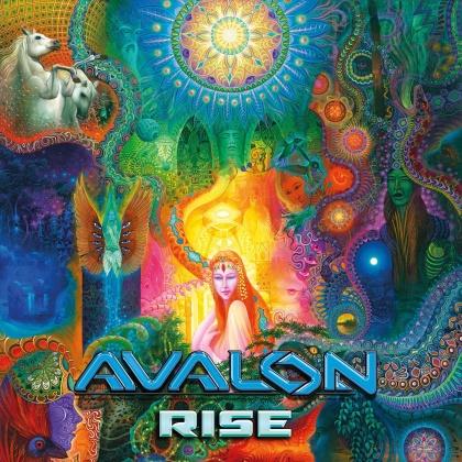 Avalon (Goa) - Rise (2 LPs)
