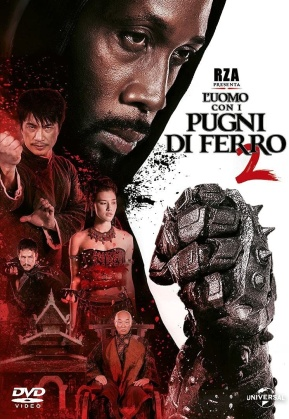 The Man with the Iron Fists 2 (2015) (Neuauflage)