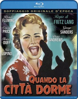 Quando la città dorme (1956) (Doppiaggio Originale D'epoca, n/b)