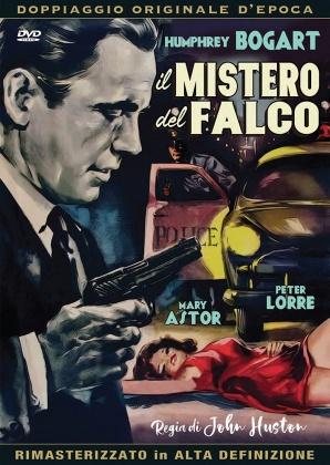 Il mistero del falco (1941) (Doppiaggio Originale D'epoca, HD-Remastered, n/b, Riedizione)