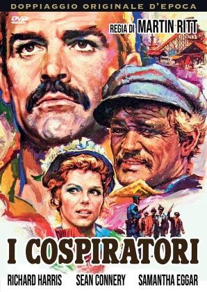 I cospiratori (1970) (Doppiaggio Originale D'epoca, Riedizione)