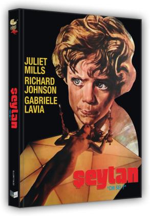Seytan - Chi sei? - Vom Satan gezeugt (1974) (Cover I, Limited Edition, Mediabook, Blu-ray + DVD)