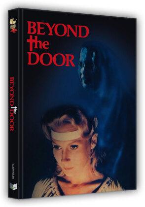 Beyond the door - Vom Satan gezeugt (1974) (Cover K, Limited Edition, Mediabook, Blu-ray + DVD)