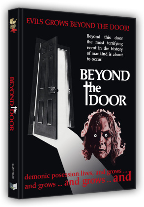 Beyond the door - Vom Satan gezeugt (1974) (Cover B, Limited Edition, Mediabook, Blu-ray + DVD)