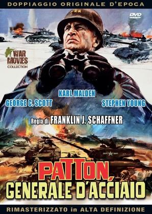 Patton, generale d'acciaio (1970) (War Movies Collection, Doppiaggio Originale D'epoca, HD-Remastered)