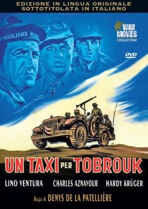 Un taxi per Tobruk (1960) (War Movies Collection, n/b)