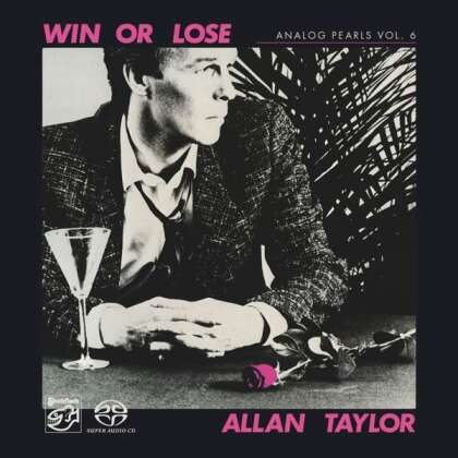 Allan Taylor - Analog Pearls 6 - Win Or Lose - Stockfisch Records (Hybrid SACD)
