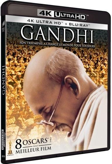 Gandhi (1982) (4K Ultra HD + Blu-ray)