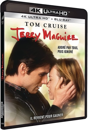 Jerry Maguire (1996) (4K Ultra HD + Blu-ray)