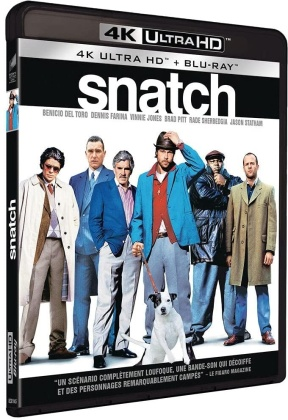 Snatch (2000) (4K Ultra HD + Blu-ray)