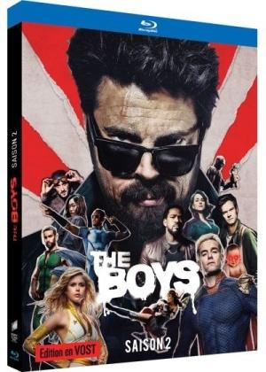 The Boys - Saison 2 (3 Blu-rays)