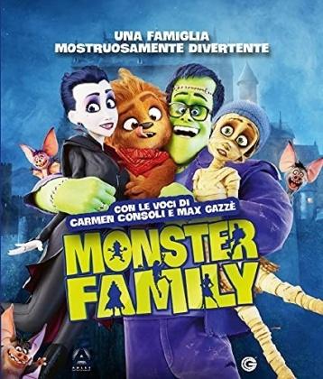 Monster Family (2017) (Neuauflage)