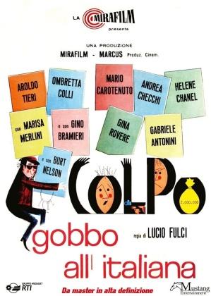 Colpo gobbo all'italiana (1962) (Versione Rimasterizzata)