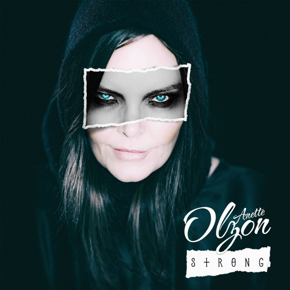 Anette Olzon (Ex-Nightwish) - Strong
