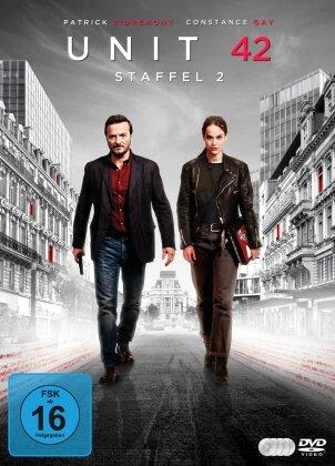 Unit 42 - Staffel 2 (4 DVDs)