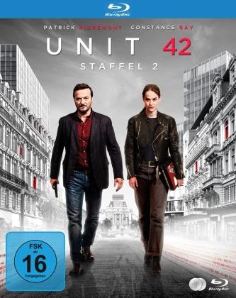 Unit 42 - Staffel 2 (2 Blu-rays)