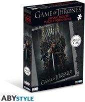 Puzzle - Game of Thrones - Trône de fer - 1000 pcs