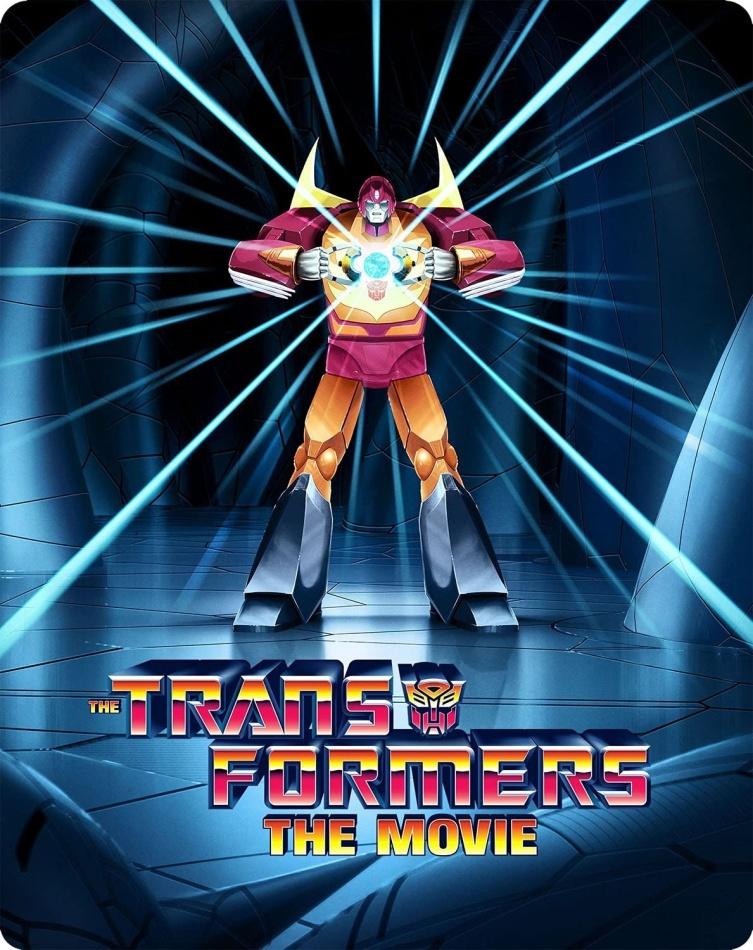 Transformers - The Movie (1986) (Anniversary Edition, Steelbook, 4K Ultra HD + Blu-ray)