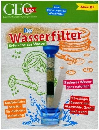 GEOlino - Der Wasserfilter (Experimentierkasten)