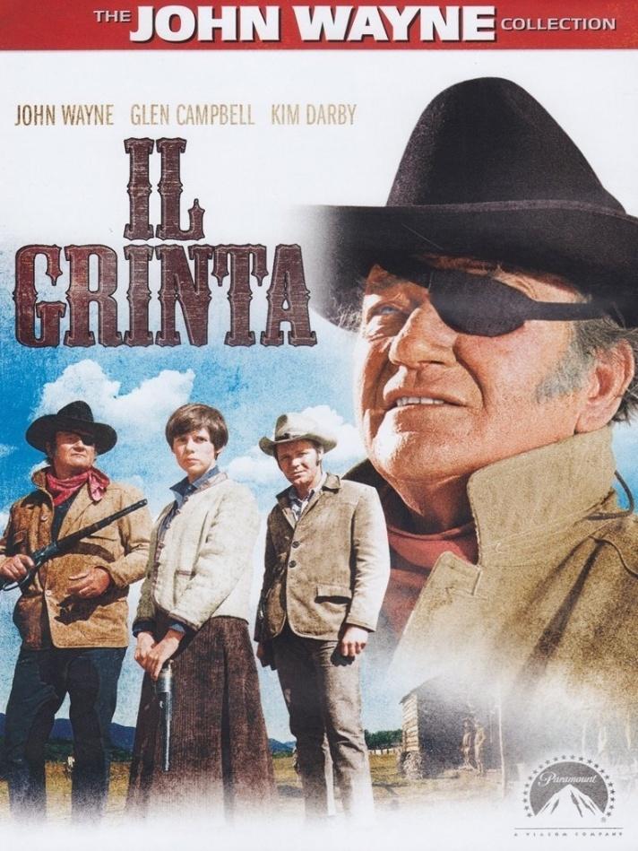 Il Grinta (1969) (Riedizione)