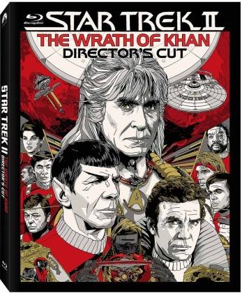 Star Trek 2 - L'Ira di Khan (1982) (Director's Cut, Riedizione)