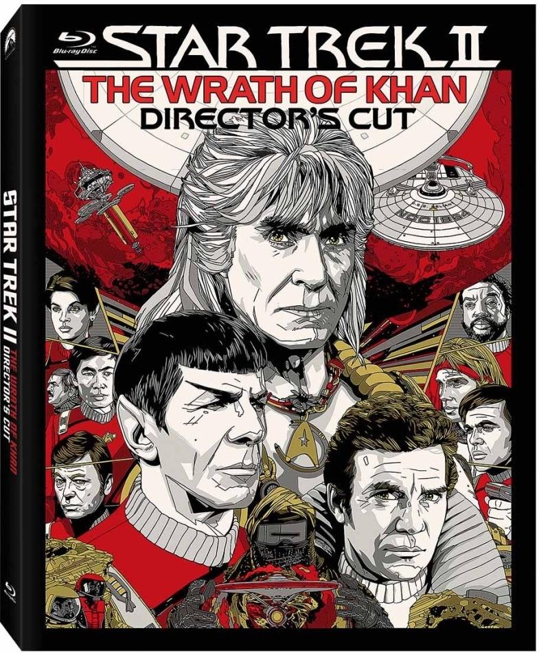 Star Trek 2 - L'Ira di Khan (1982) (Director's Cut, Neuauflage)