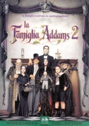 La Famiglia Addams 2 (1993) (Riedizione)
