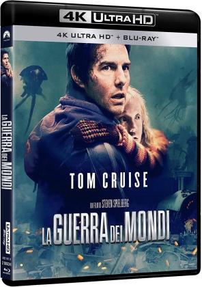 La Guerra dei Mondi (2005) (Riedizione, 4K Ultra HD + Blu-ray)