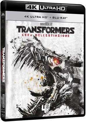 Transformers 4 - L'era dell'estinzione (2014) (Riedizione, 4K Ultra HD + Blu-ray)