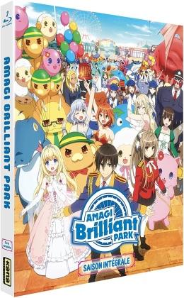 Amagi Brilliant Park - Saison Intégrale (2 Blu-rays)