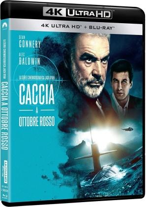 Caccia a Ottobre Rosso (1990) (Riedizione, 4K Ultra HD + Blu-ray)