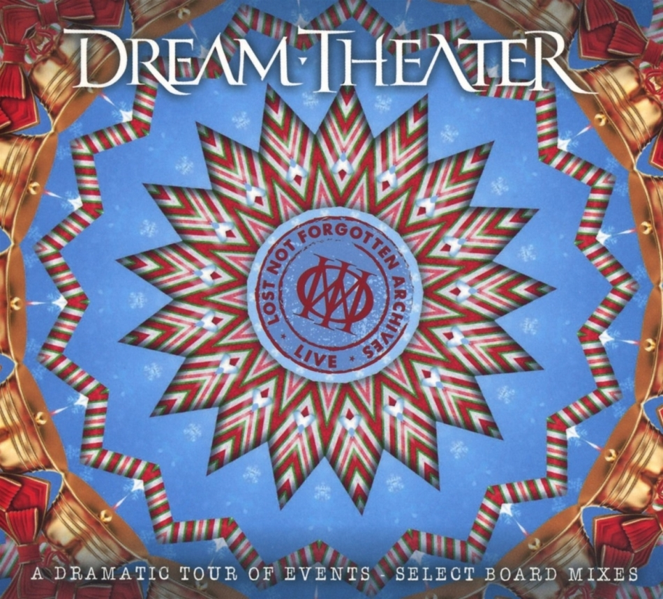 Dream Theater - Lost Not Forgotten Archives: A Dramatic Tour of Events (2 CDs)