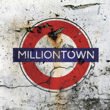 Frost* - Milliontown (2021 Reissue, inside Out)