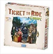 Ticket To Ride - Zug Um Zug Europe 15Th Anniversary