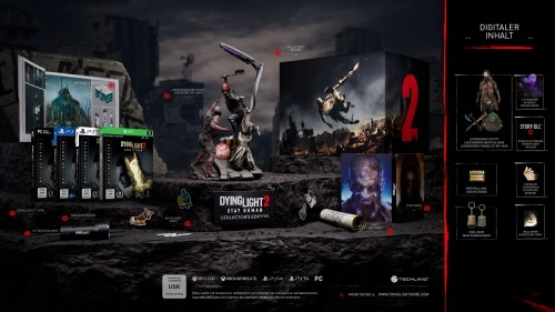 Dying Light 2 Stay Human (Collector's Edition)